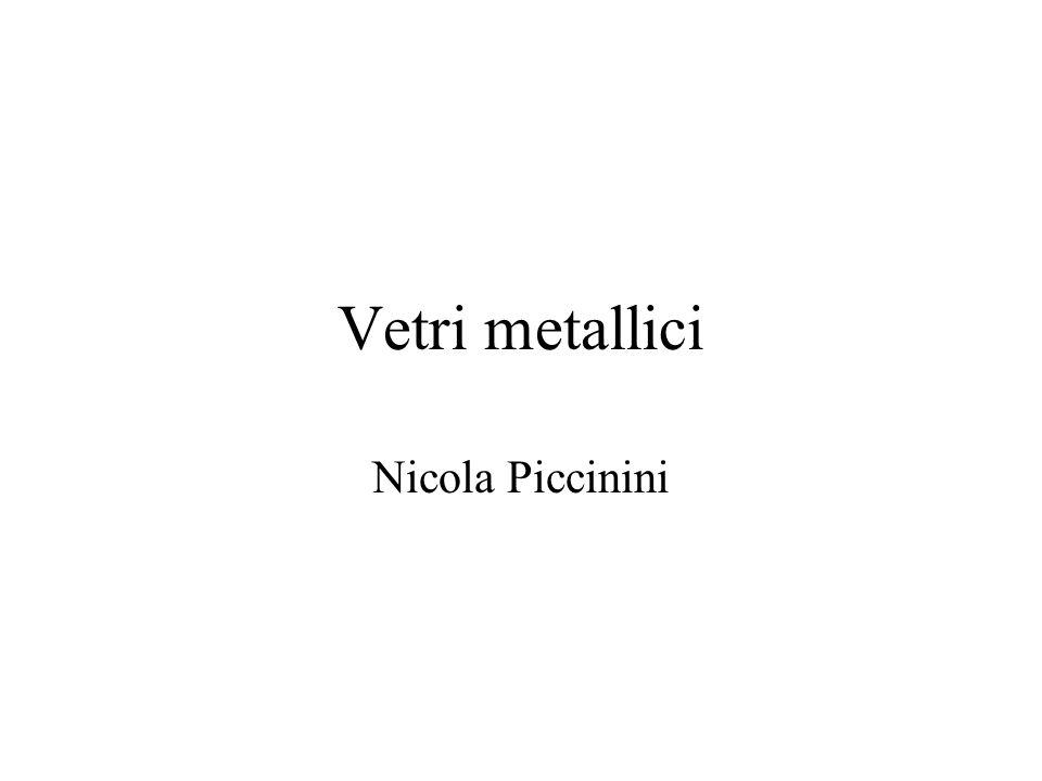 Vetri metallici Nicola Piccinini