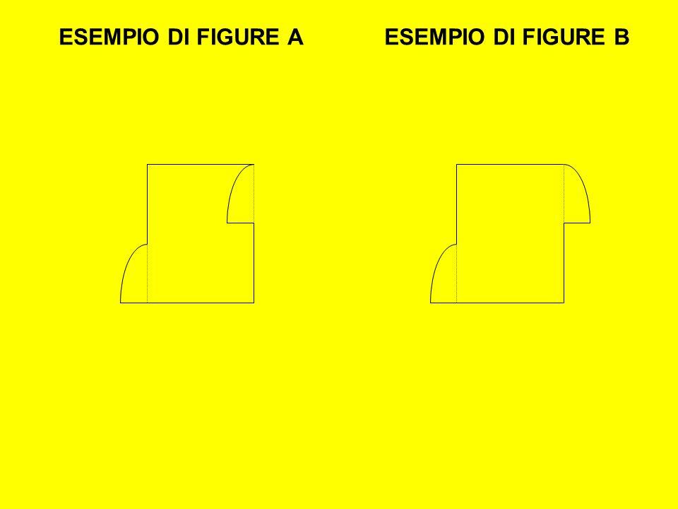 ESEMPIO DI FIGURE AESEMPIO DI FIGURE B