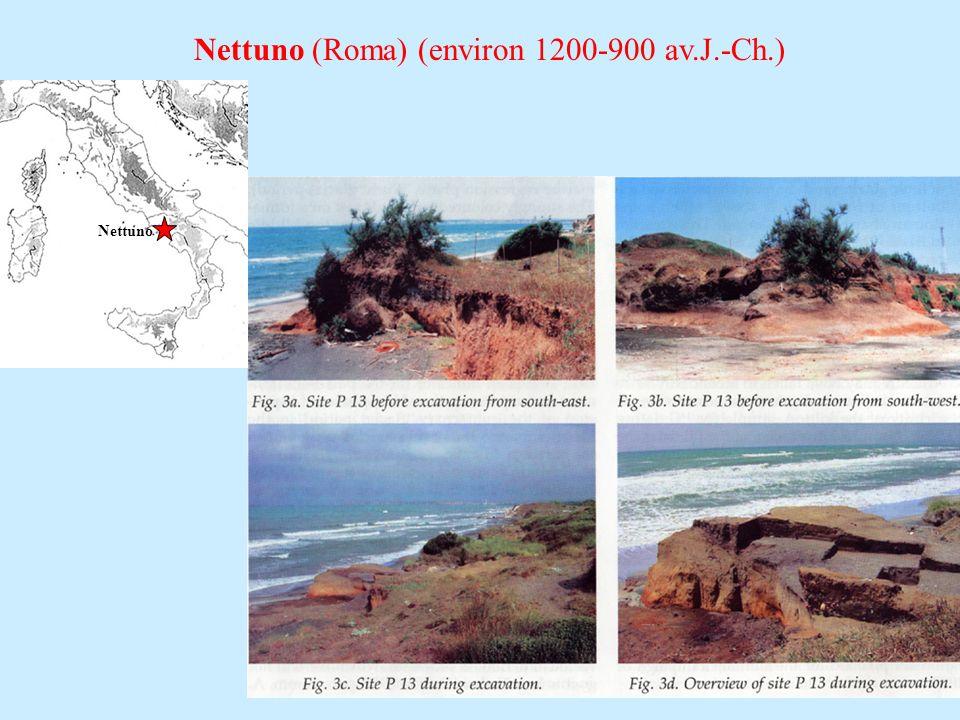 Nettuno (Roma) (environ 1200-900 av.J.-Ch.) Nettuno