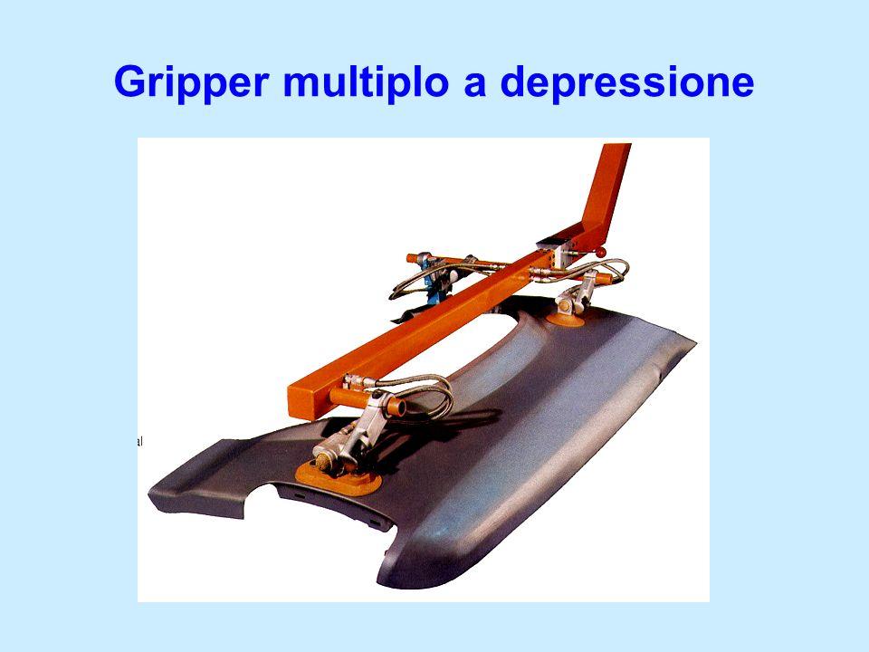 Gripper multiplo a depressione