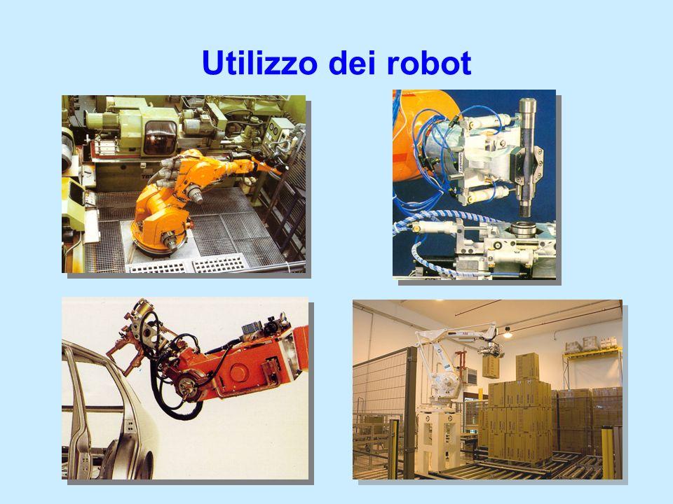 Diffusione dei robot