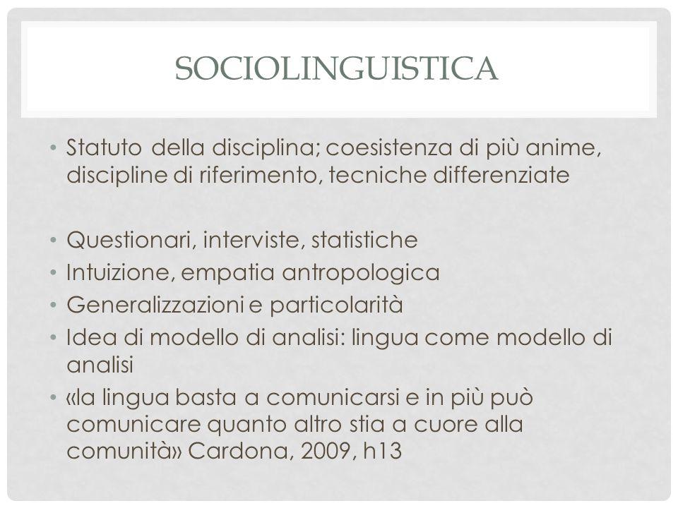 LAIUTO DELLA PRAGMATICA Principio di Cooperazione [P.Grice, 1975] Il contributo di ciascun interlocutore alla conversazione è quale richiesto dagli obiettivi e dai riferimenti condivisi nello scambio.