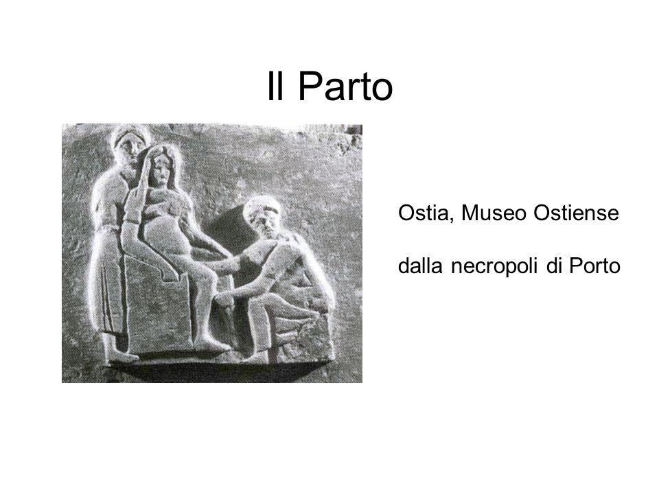 Il Parto Ostia, Museo Ostiense dalla necropoli di Porto