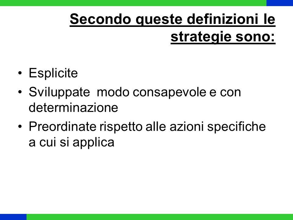 Evoluzione del tema dominante nello Strategic Management 60: pianificazione strategica 70: pianificazione e strategie di portafoglio 80: ricerca vantaggio competitivo 90: enfasi su risorse e competenze Dallottica dellobiettivo a quella di processo