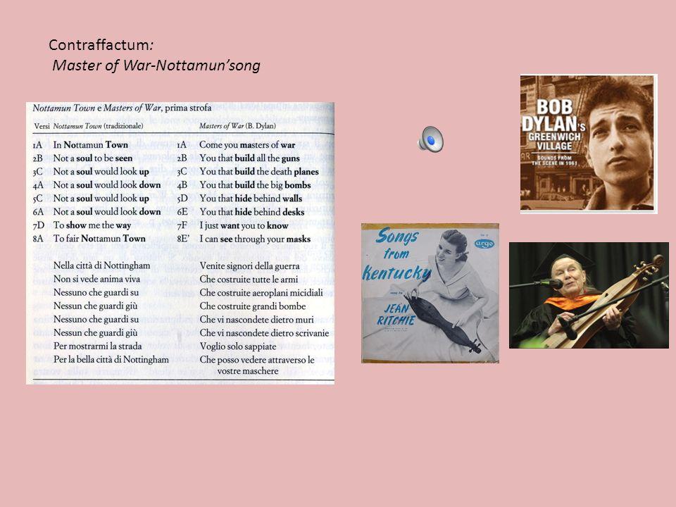 Contraffactum: Master of War-Nottamunsong