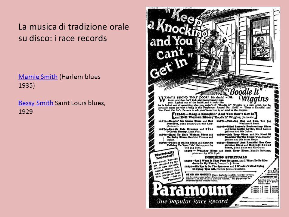 ANTHOLOGY OF AMERICAN FOLK MUSIC 6 LP editi dalla Folkways Records nel 1952 Curati dal HARRY SMITH, che prese i brani dalla sua collezione di 78 giri.