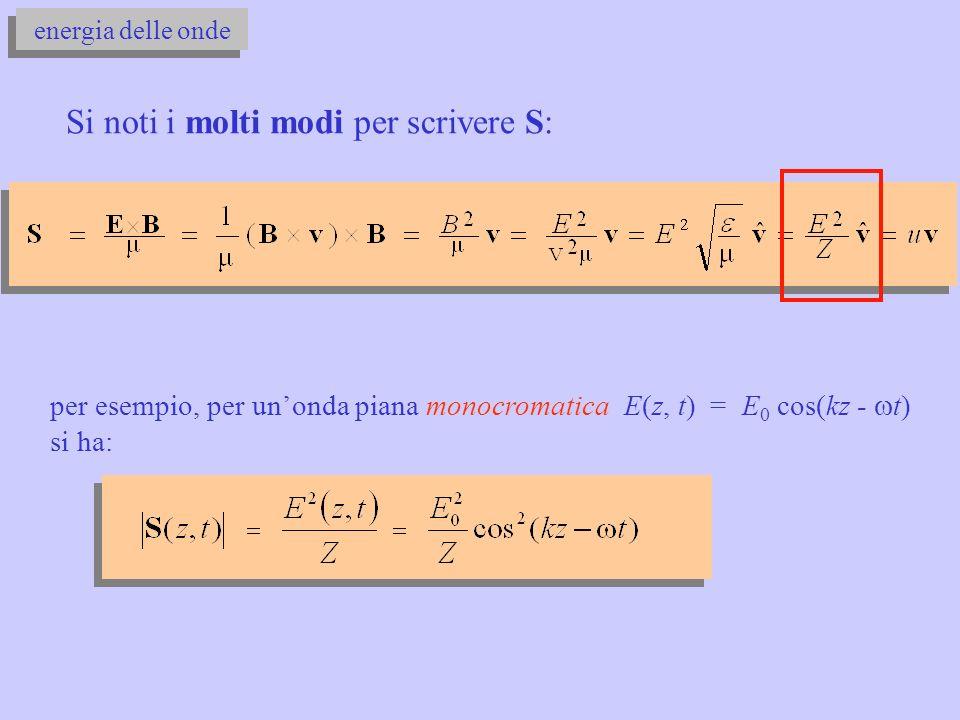 Esercizi numerici d P nellaria:nellacqua con: