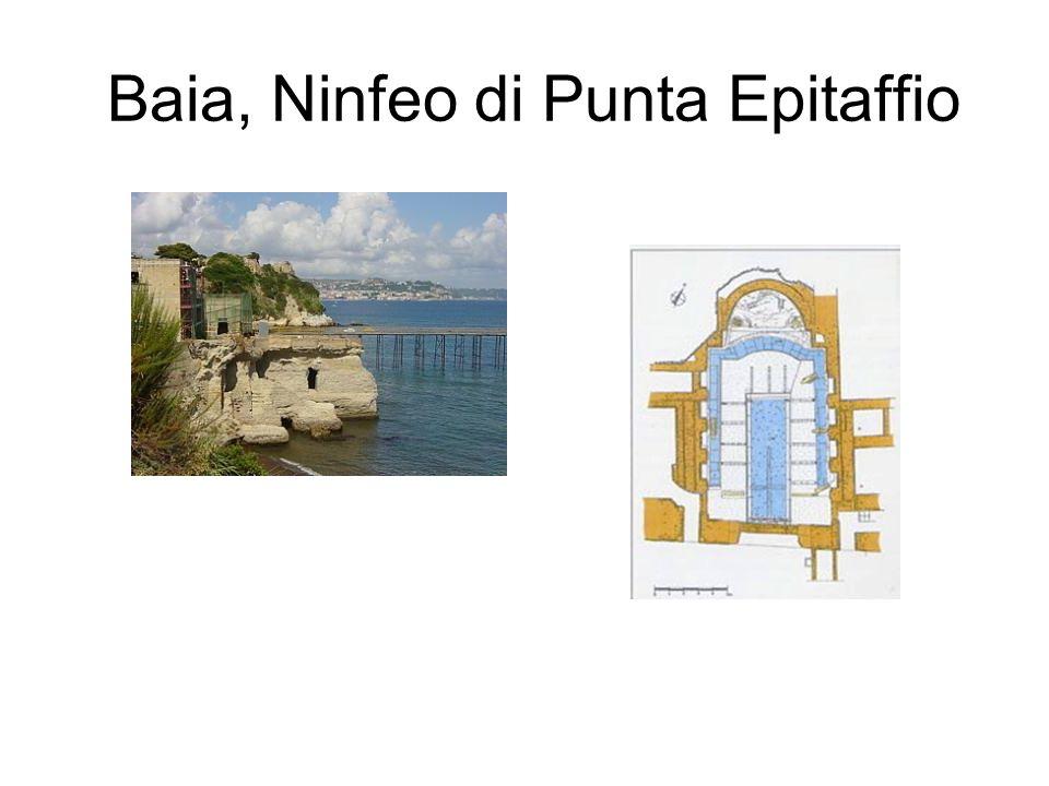 Baia, Ninfeo di Punta Epitaffio