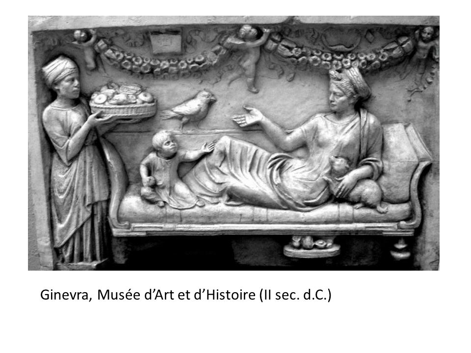 Ginevra, Musée dArt et dHistoire (II sec. d.C.)