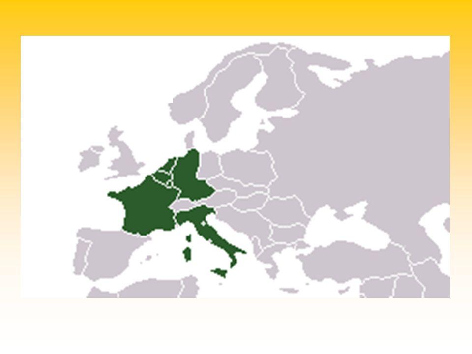 #StatoAdesioneTerritori speciali 6 Belgio 23 luglio23 luglio 1952 (CECA) 1 gennaio 1958 (CEE)1952CECA 1 gennaio1958CEE FranciaSaint-Pierre e Miquelon Italia Lussemburgo Paesi BassiAntille Olandesi Germania Ovest