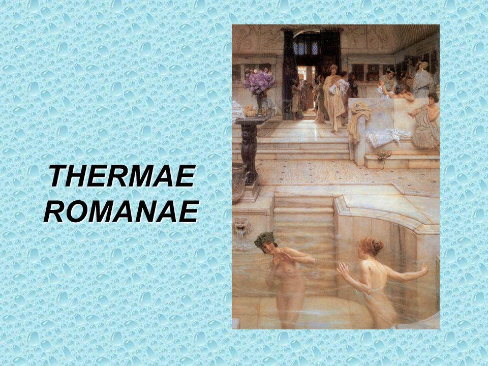 Pubblicità Terme di Thamugadi od. Timgad (Algeria)