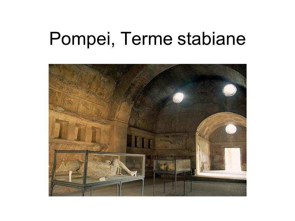 Pompei, Terme stabiane