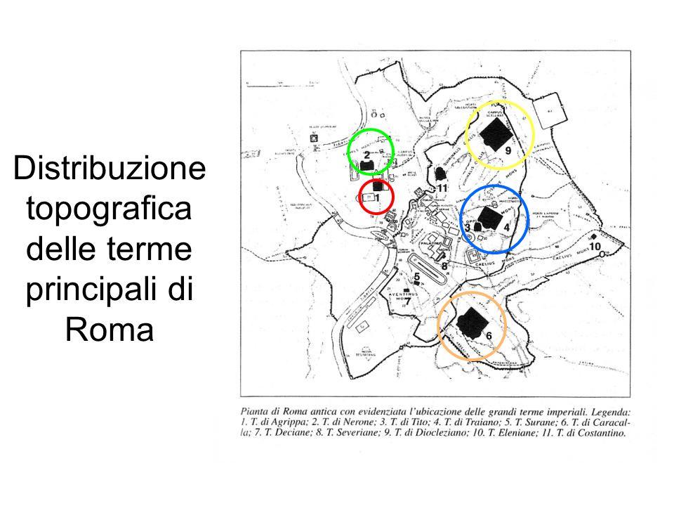 Per tutti i gusti CIL X 1063 = ILS 5724 Thermae / M(arci) Crassi Frugi / aqua marina et baln(ea) / aqua dulci Ianuarius l(ibertus) Napoli, Museo Nazionale Romano da Pompei, cd.
