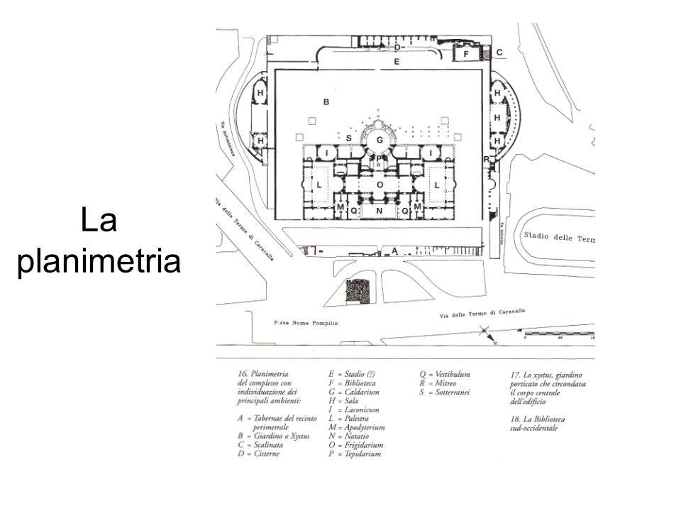 Un monumento per la plebe di Roma Costruite tra il 212 e il 217 d.C.