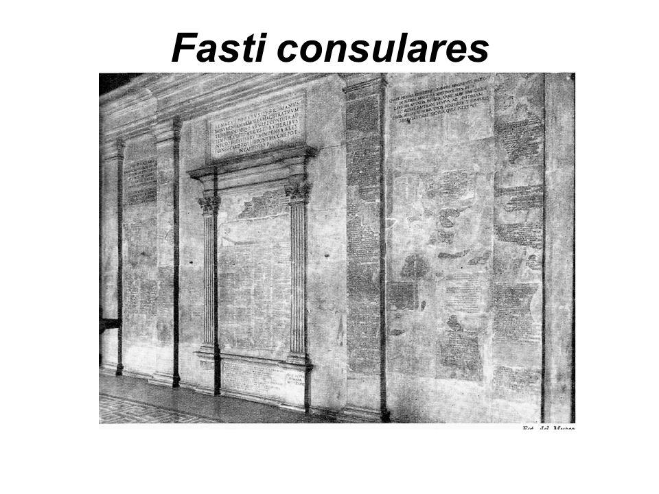 Fasti consulares