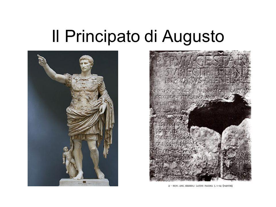 Il Principato di Augusto