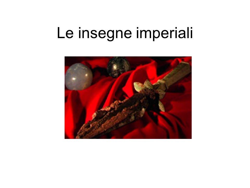 Le insegne imperiali