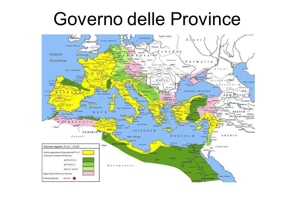 Governo delle Province