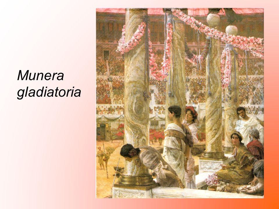 Munera gladiatoria