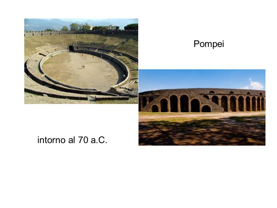 Pompei intorno al 70 a.C.