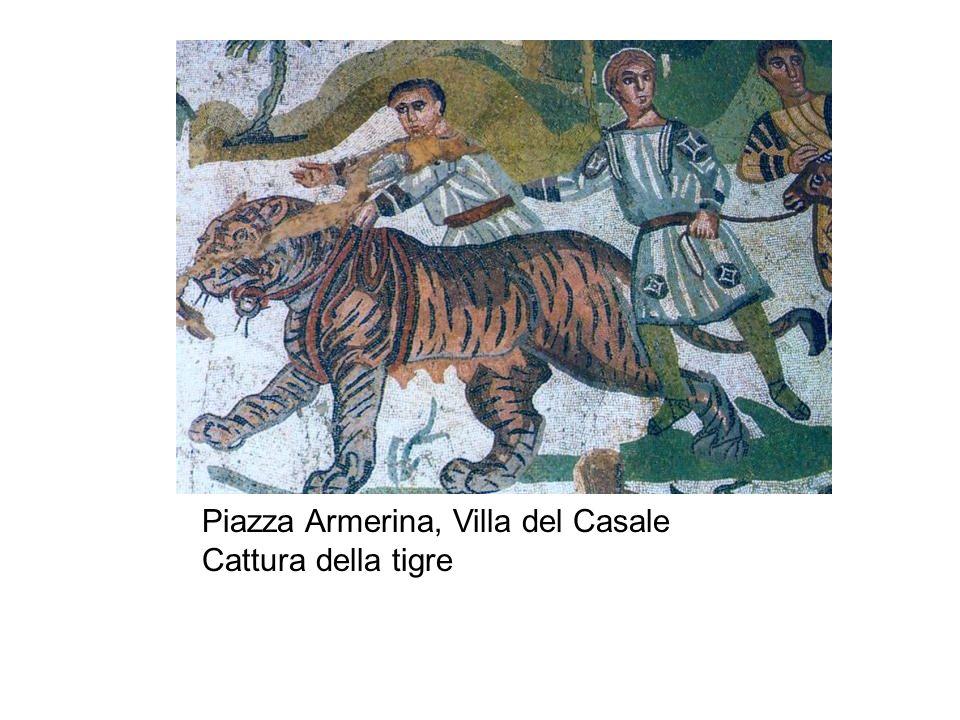 Piazza Armerina, Villa del Casale Cattura della tigre