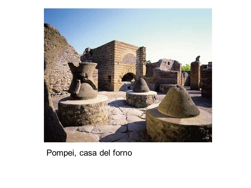 Pompei, casa del forno