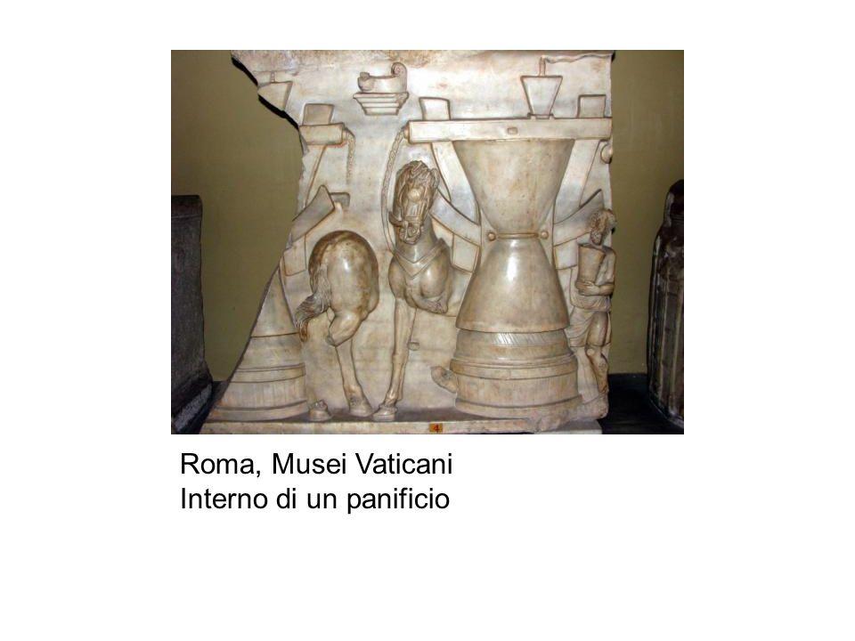 Roma, Musei Vaticani Interno di un panificio