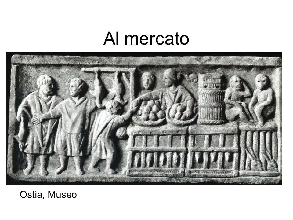 Al mercato Ostia, Museo