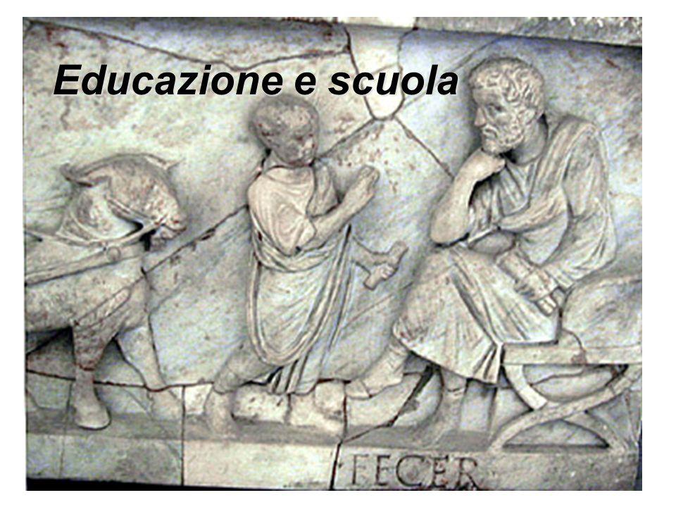 Educazione e scuola