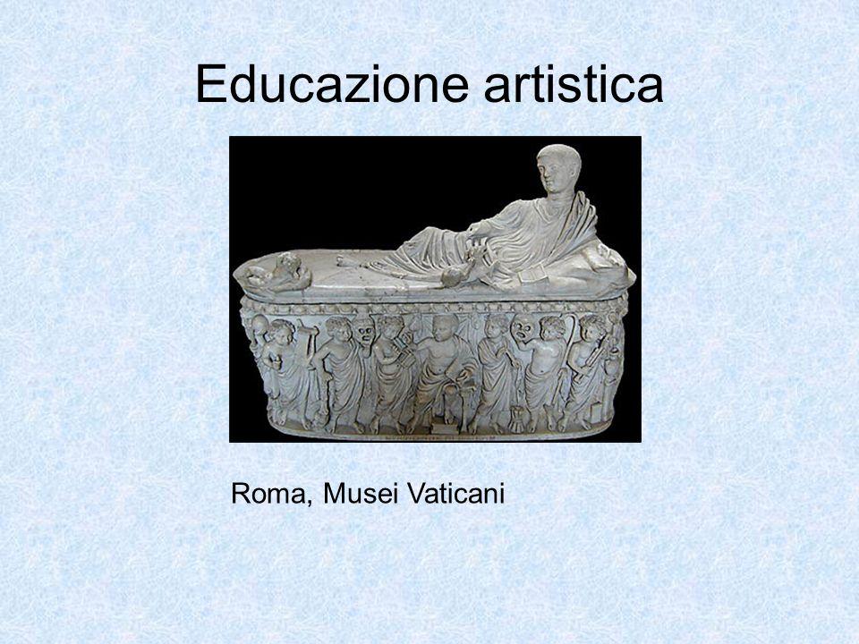 Educazione artistica Roma, Musei Vaticani