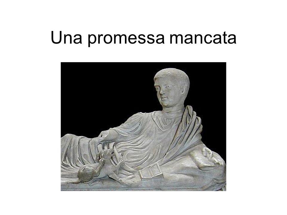 Una promessa mancata