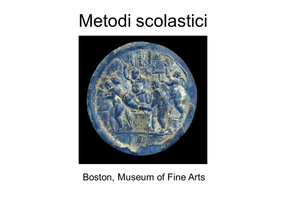 Metodi scolastici Boston, Museum of Fine Arts