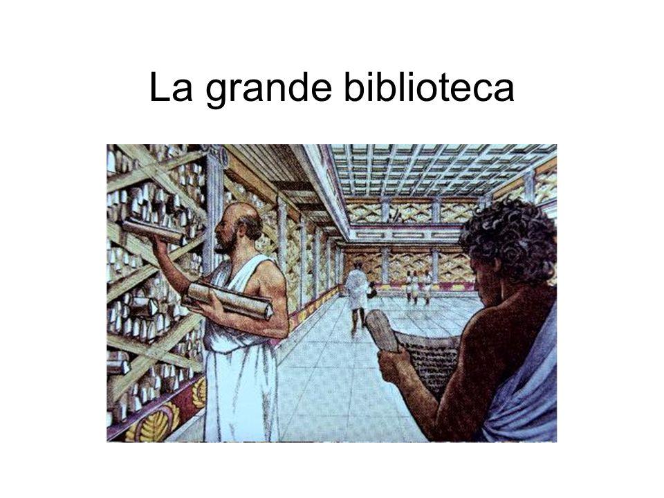 La grande biblioteca