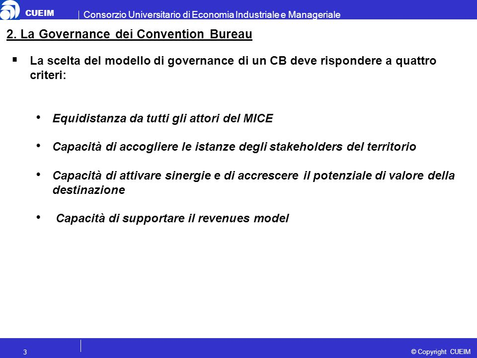 4 Consorzio Universitario di Economia Industriale e Manageriale © Copyright CUEIM Abbott logo must not be moved, added to, or altered in any way.