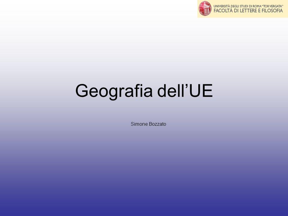 Geografia dellUE Simone Bozzato