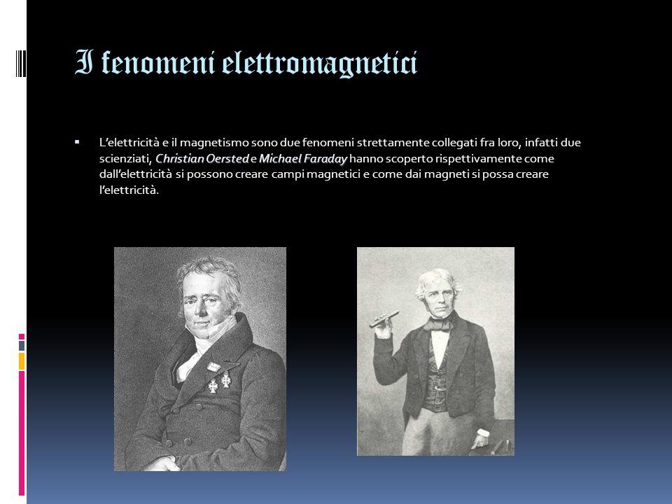 Il campo magnetico campo magnetico lo spazio in cui la calamita esercita il suo magnetismo viene chiamato campo magnetico, anche se vi sono sostanze i