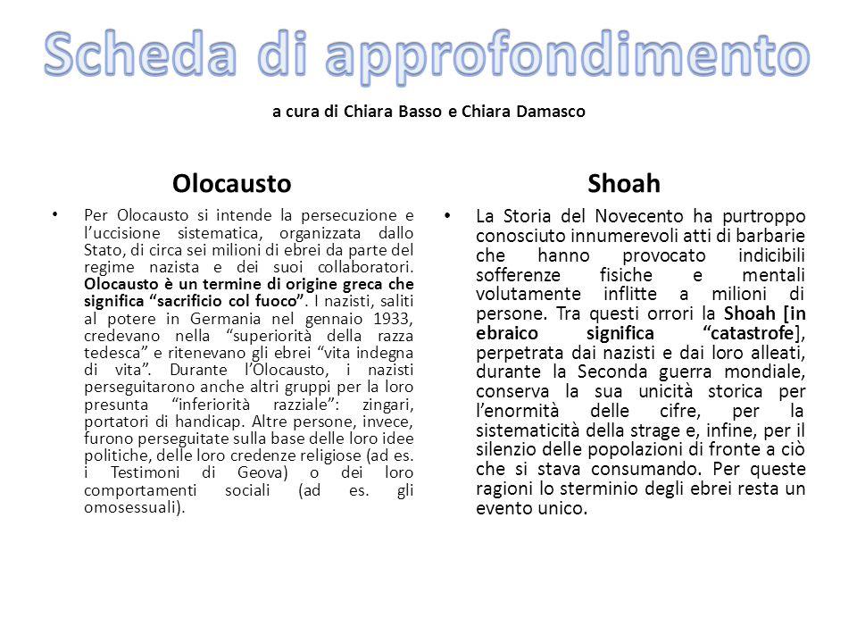 3 testimonianze, esempi di comportamenti differenti che persone differenti hanno avuto di fronte alle atrocità dei nazisti.
