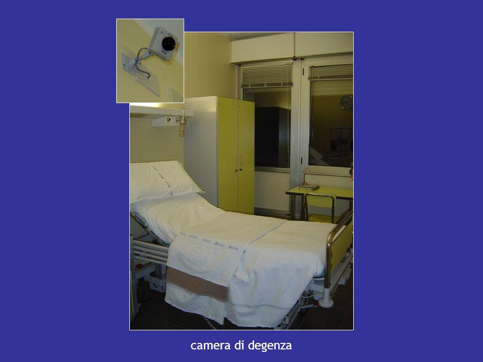 camera di degenza