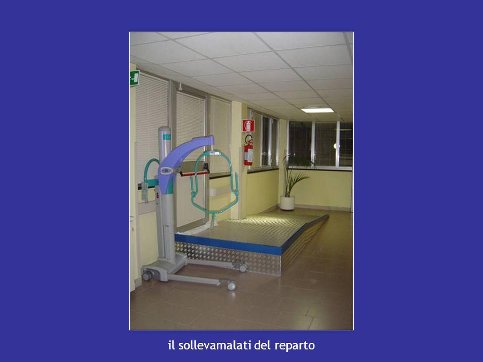 il sollevamalati del reparto