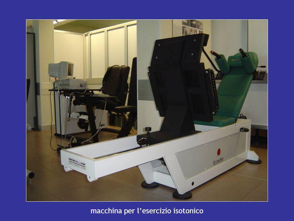 macchina per lesercizio isotonico
