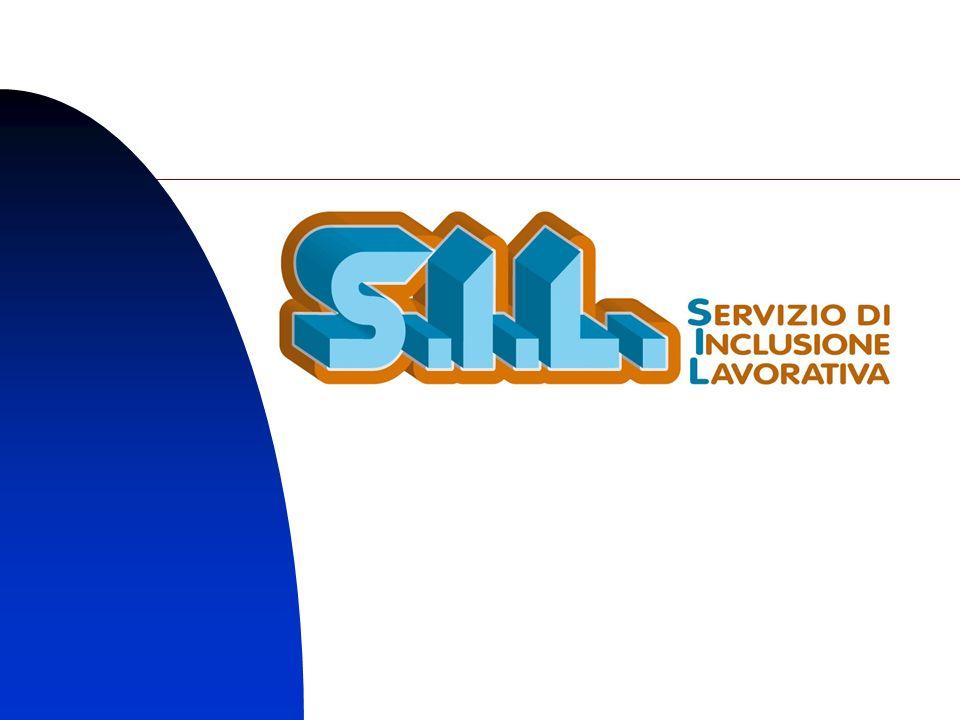12 I diversi contatti tra gli operatori del SIL, le aziende del territorio ed il mercato del lavoro locale; Le relazioni che si creano tra le aziende e gli utenti mediate dagli operatori dellorientamento, salvaguardando in questo modo la privacy degli utenti