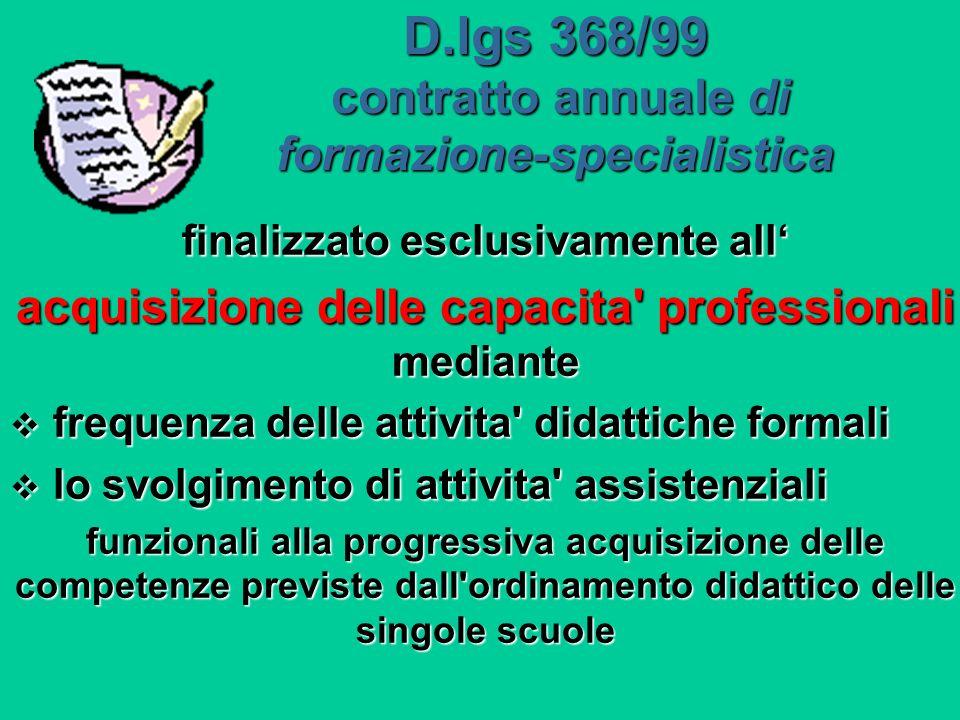 finalizzato esclusivamente all acquisizione delle capacita' professionali mediante frequenza delle attivita' didattiche formali frequenza delle attivi