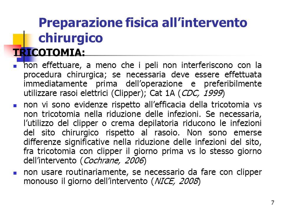 18 PROFILASSI TVP Compressione pneumatica intermittente tramite gambali gonfiabili (alcuni risultati …) Efficace per prevenire la stasi venosa e per stimolare lattività fibrinolitica (Storti et al., 1996) Risulta utile nella artroprotesi di anca usato nellintra e post operatorio (Hooker et al., 1999) La combinazione con le calze a compressione graduata è più utile nella prevenzione post-operatoria (Scurr et al., 1987) Luso routinario nel post operatorio non è fattibile per luso di macchinari per cui da usare nei pazienti ad alto rischio o solo nellintraoperatorio (Jeffery and Nicolaides, 1990) (Ricky Autar, 2006)