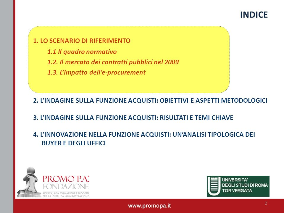 1.1.IL QUADRO NORMATIVO Dlgs n. 414/97, DM n. 22/97, DM N.