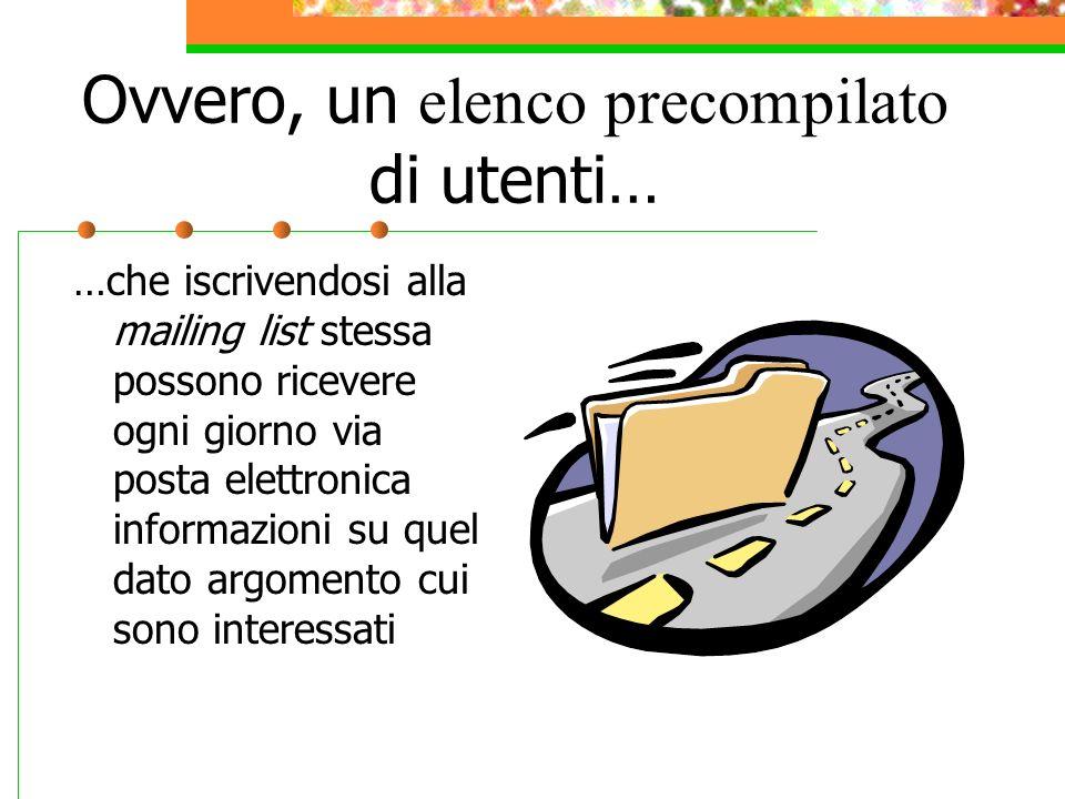 Il segno @ nel Rinascimento si usava per contare le anfore Prima di Internet, negli Stati Uniti la @ si usava per indicare un indirizzo presso, in modo analogo a quanto si fa in Italia con c/o