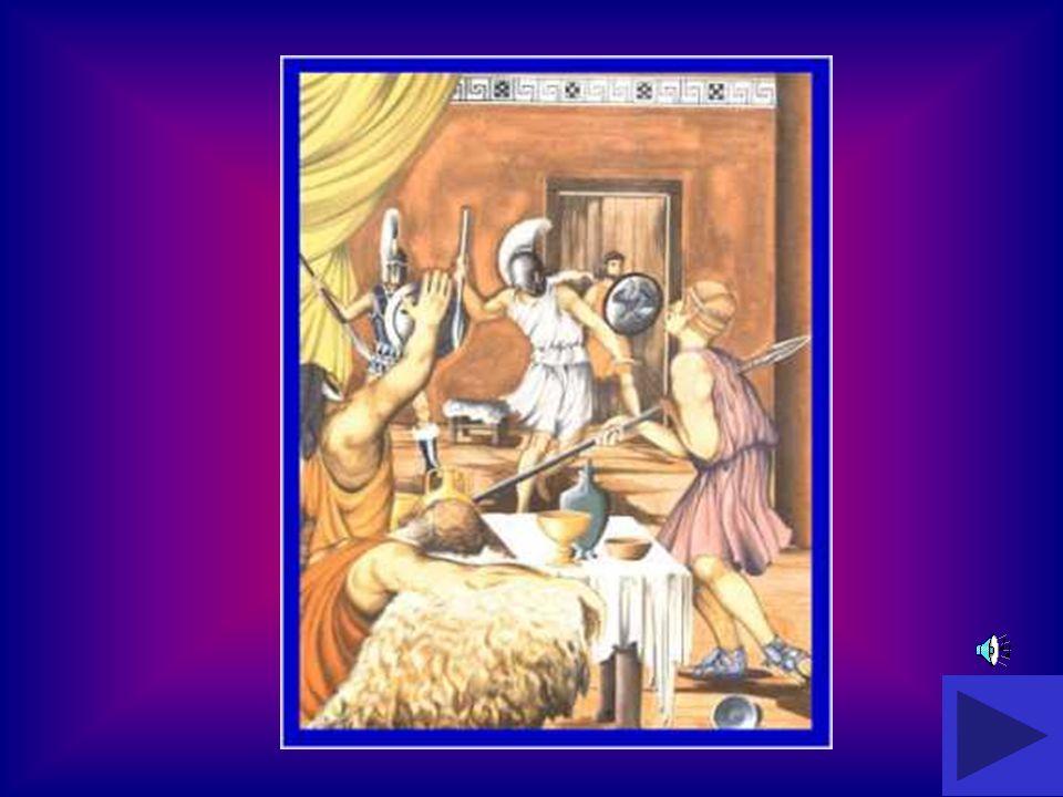 Ulisse con i suoi uomini si ritrovò nello stretto tra l Italia la Sicilia ma qui sulle 2 sponde si trovano 2 terribili mostri: uno era Scilla e l altr