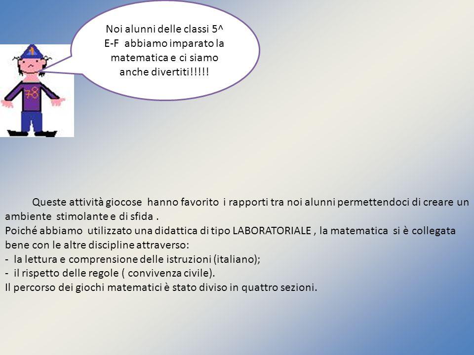 PROGETTO Modugno Annalucia 5^ F Insegnante:Filomena di Biase Classi quinte sez.E-F A.S. 2008/2009 Periodo di svolgimento: gennaio- marzo.