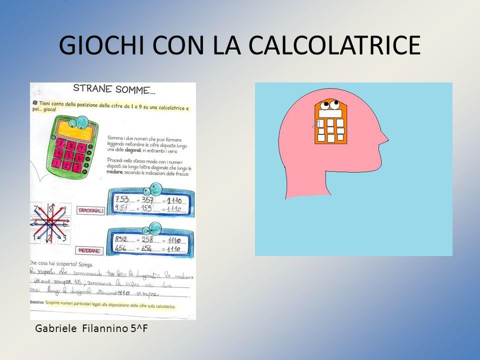GIOCHI CON I NUMERI Guido Tabacco 5^F Che strani numeri! Si leggono da destra verso sinistra e viceversa!!