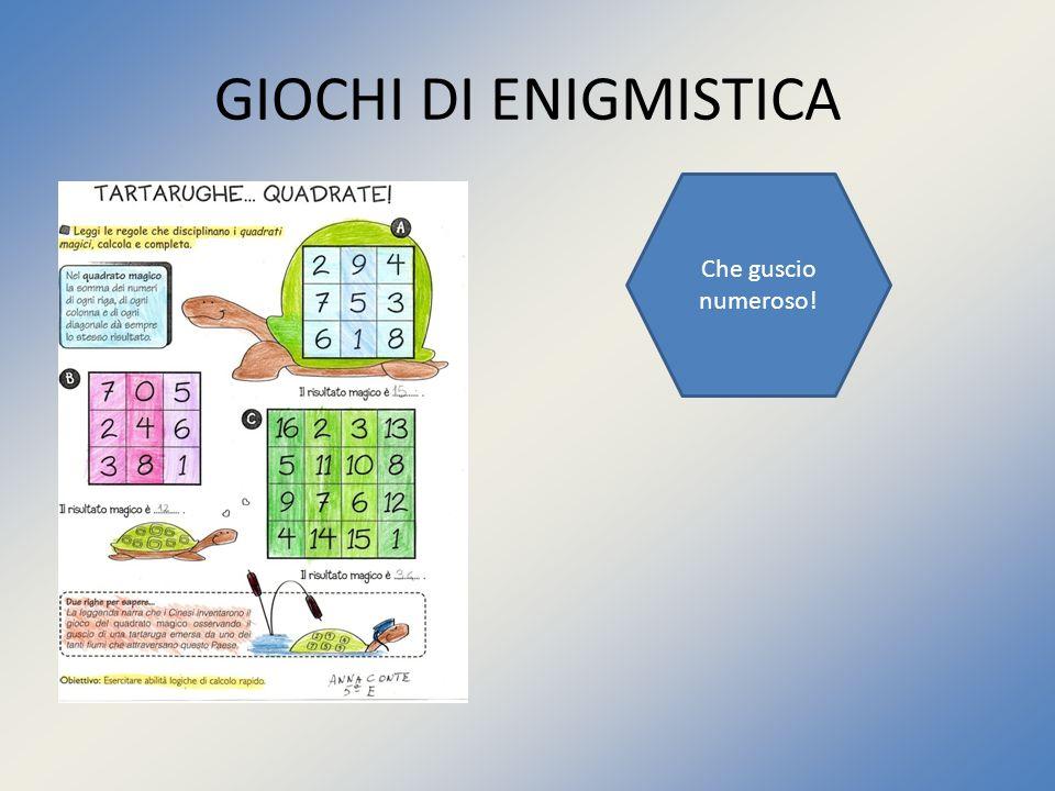 GIOCHI CON LA CALCOLATRICE Giovanna Sfregola 5^E Riecco i numeri PALINDROMI