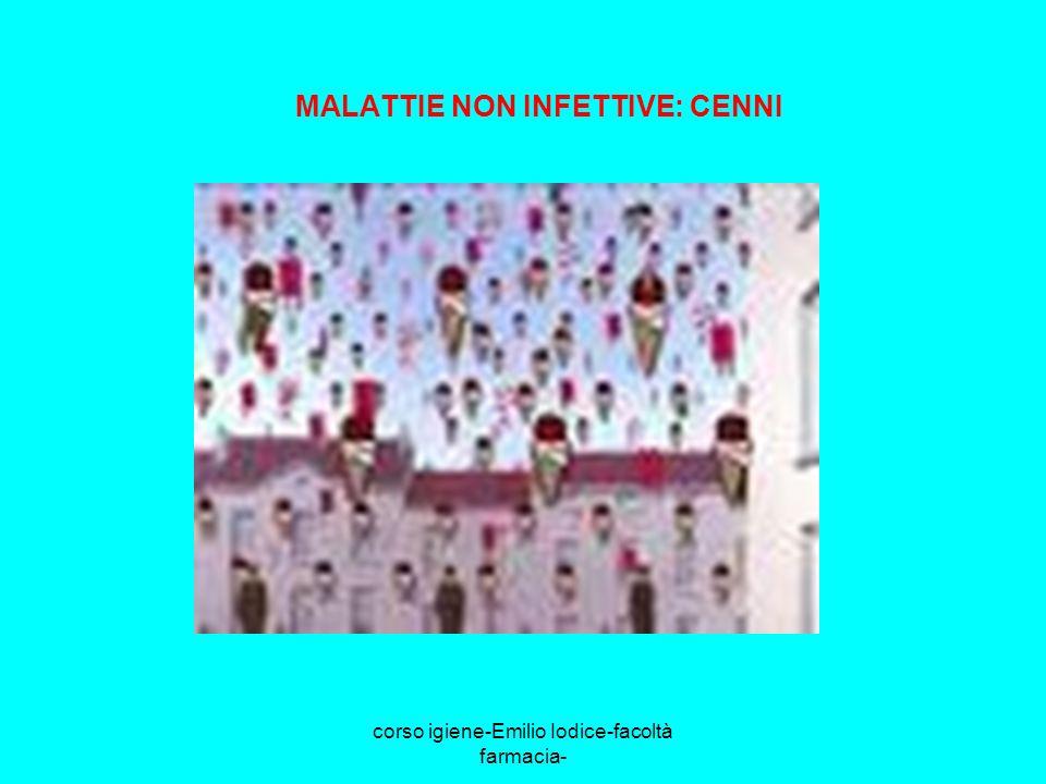 corso igiene-Emilio Iodice-facoltà farmacia- Tumore seno Ogni anno in Italia oltre 11.000 donne muoiono di cancro mammario.